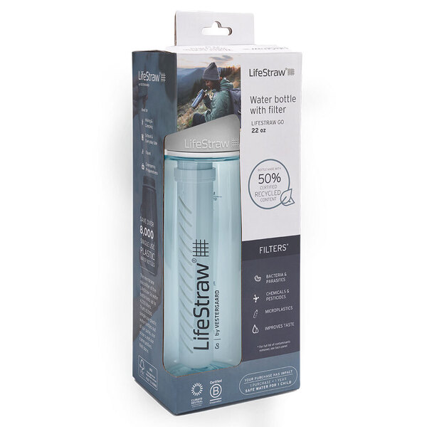 LifeStraw Go - Portable Water Filter