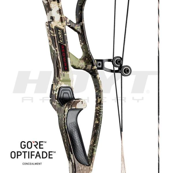 Hoyt Carbon Rx 1 Turbo Compound Bow Redwrx 2018