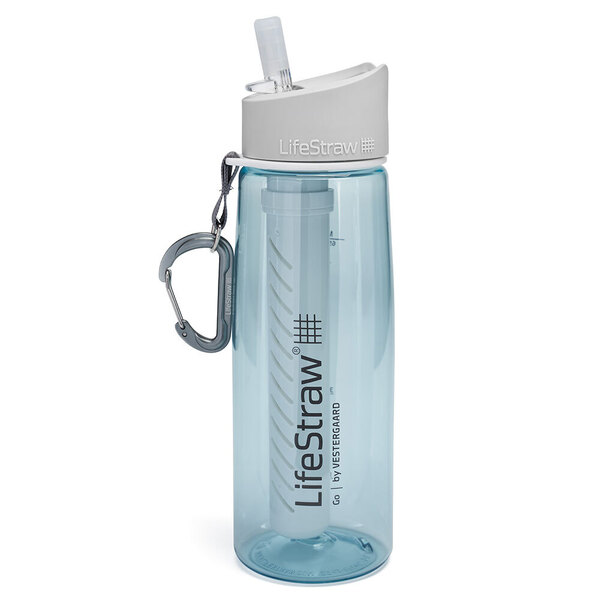 Lifestraw go portable water filter apex hunting for Portable pond filter