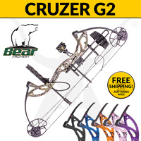 Bear 2017 Cruzer G2 RTH Compound Bow
