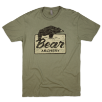 Icon T-Shirt Mens - Bear Archery Apparel