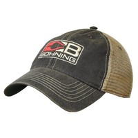 Bohning Legacy Distressed Trucker Hat