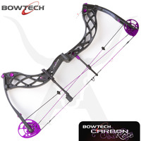Carbon Rose Compound Bow - Bowtech