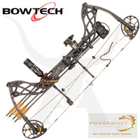 Carbon Icon RTS - 70lbs Right Handed - Black Ops - Bowtech