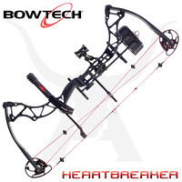 HeartBreaker - R.A.K - Right Handed - Bowtech