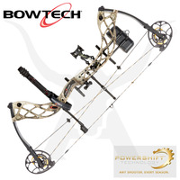 Carbon Icon RAK Compound Bow - Mossy Oak Break Up Country - Bowtech