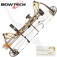 Carbon Icon RTS Compound Bow - Mossy Oak Break Up Country - Bowtech