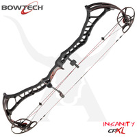 Insanity CPXL Compound Bow - Bowtech
