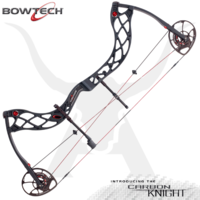 Carbon Knight Compound Bow - Bowtech