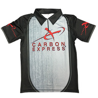 Carbon Express Shooter Shirt - Black