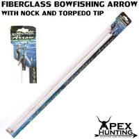 BOW FISHING - ARROW - FIBERGLASS