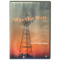 Way Out West Vol. 1 - Bowhunting DVD