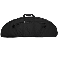 APEX PADDED BOW BAG - BLACK
