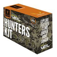Concealed Hunters Kit - Desolve Veil Camo - Hunters Element
