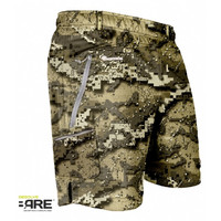 Superlite Cargo Shorts Desolve Bare Camo - Hunters Element