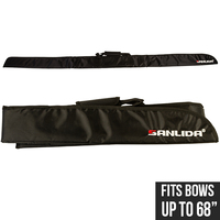One Piece Longbow Padded Bag