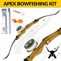 Apex Recurve Bowfishing Kit