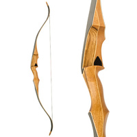 Saviour - One Piece Traditional Recurve