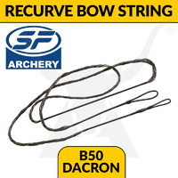 Recurve Bow String - B50 Dacron - SF Archery