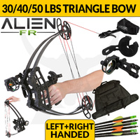 ALIEN COMPOUND BOW - CARBON - FIELD READY KIT
