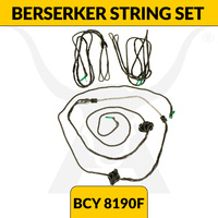 Upgraded Berserker String and Cables - BCY 8190F