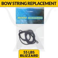 REPLACEMENT DACRON BOW STRING - BLIZZARD