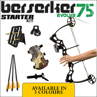 APEX BERSERKER EVOLVE 75 - STARTER KIT