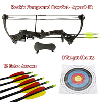 Kids Gift Pack - Rookie Compound Bow