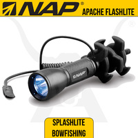 NAP Apache Splashlite - Bowfishing Flashlite Stabilizer
