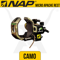 NAP Micro Apache Camo Drop Away Rest - Right Handed