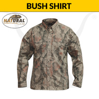 Bush Shirt - Natural Gear