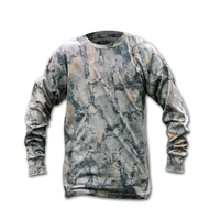 Youth Long Sleeve T-Shirt - Natural gear