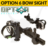 Option Archery Option 6 Bow Sight