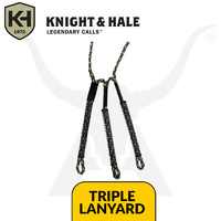 Triple Lanyard - Knight And Hale