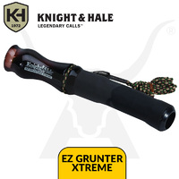 Ez Grunter Xtreme Deer Call - Knight And Hale
