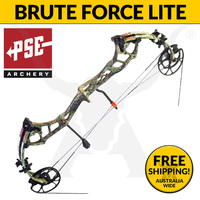 PSE Brute Force Lite 2017 Compound Bow