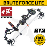 PSE Brute Force Lite 2017 RTS Compound Bow