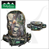 Martuk 3 In 1 Bumbag / Backpack - Ridgeline