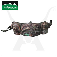 5 Pocket Gum Tree Bum Bag - Buffalo Camo - Ridgeline