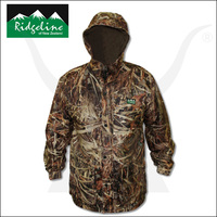 Mallard Waterproof Jacket - Grasslands Camo - Ridgeline