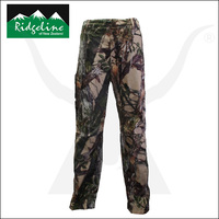 Mallard Waterproof Pants - Buffalo Camo - Ridgeline