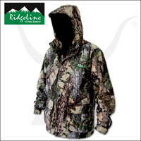 Mallard Waterproof Jacket - Buffalo Camo - Ridgeline