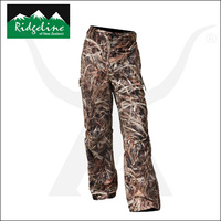 Mallard Waterproof Pants - Grasslands Camo - Ridgeline