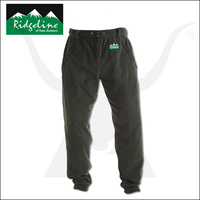 Micro Fleece Stay Dry Pants - Olive - Ridgeline