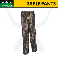 Ridgeline Sable Airflow Pants - Buffalo Camo