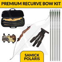 Samick Polaris - Premium Recurve Bow Kit