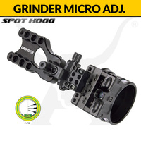 Grinder Micro 5-Pin Bow Sight .019 - Spot Hogg