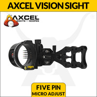 Armortech HD Vision 5-Pin Sight - Axcel