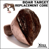 REPLACEMENT CORE - 3D ANIMAL TARGET - BOAR