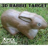 3D ANIMAL TARGET - RABBIT